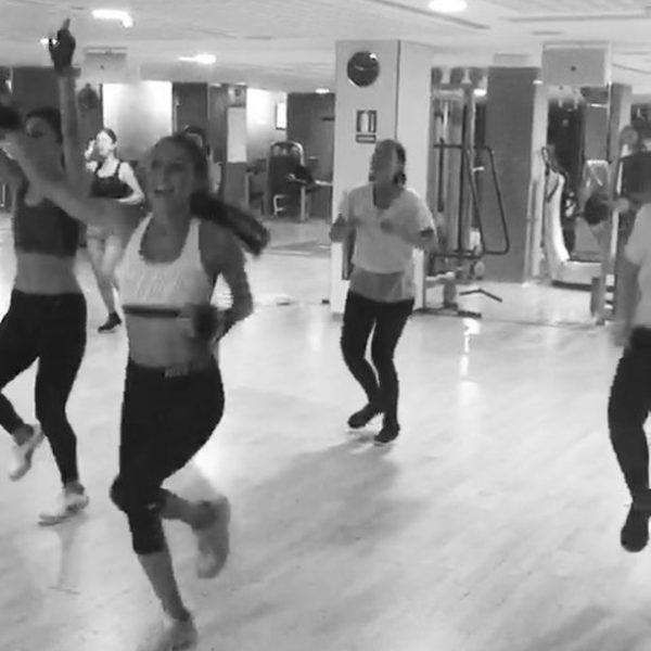 [entrenaconandre] bodycombat a todas horas 🥊 entrenaconandre workout eatclean fitnessmotivation