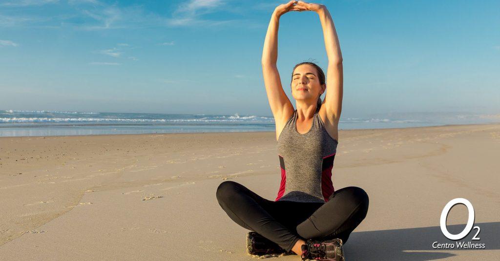 Yoga en o2cw master class fitness