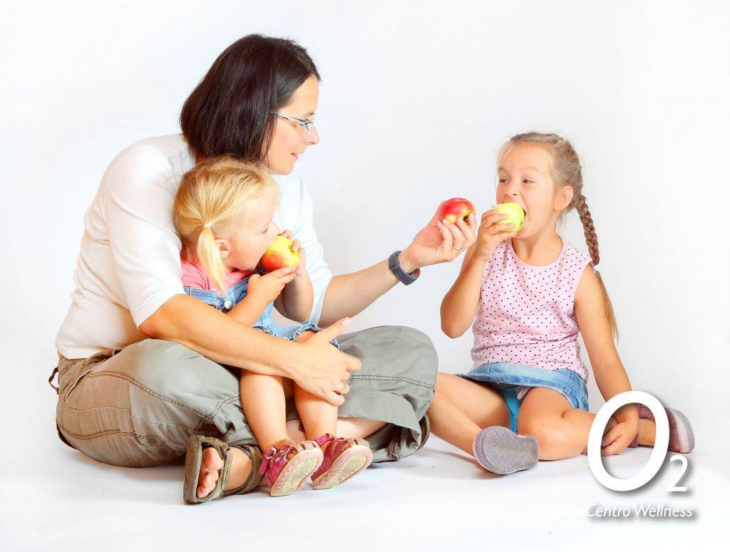 nutricion en o2cw para habitos saludables