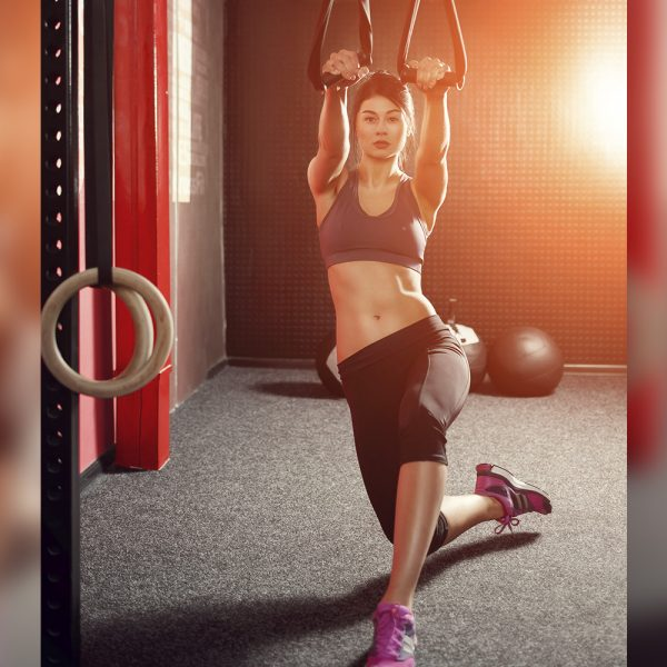 Conoce las ventajas de Body Weight Training