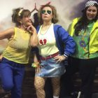 carnaval con lau andrade en o2cw malaga baile fitness