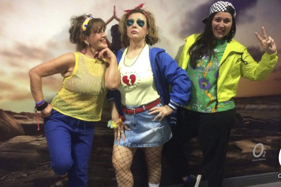 Así son los Carnavales en O2 Centro Wellness