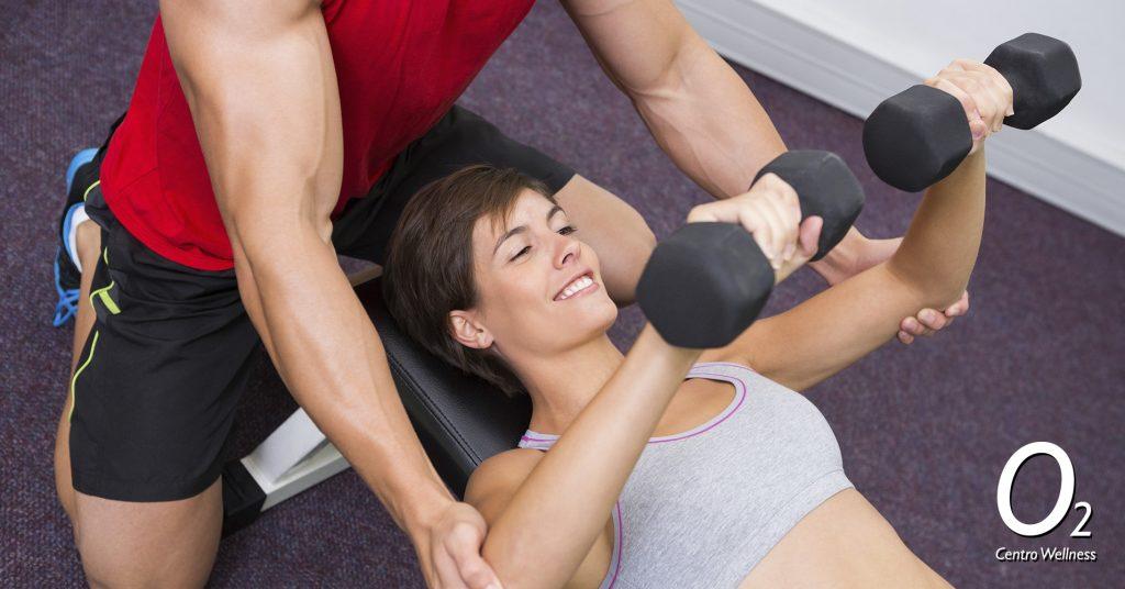 entrenamiento en sala fitness pierde peso en verano en o2cw