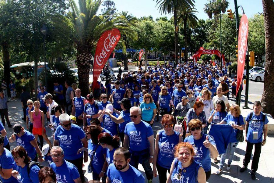 Caminata Solidaria de Málaga