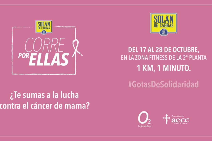¿Te sumas a la lucha contra el cáncer de mama?