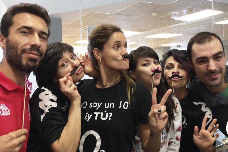 O2CW se suma al movimiento Movember ¿sabes qué es?